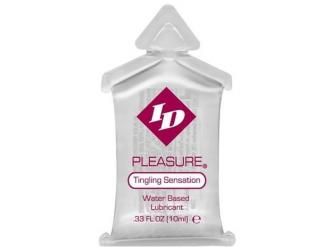 ID PLEASURE LUBRICANTE EXCITANTE VIAJE 10ML